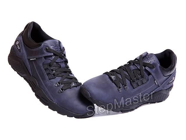 купить бу Кроссовки кожаные Nike Air Jordan синие в Вознесенске