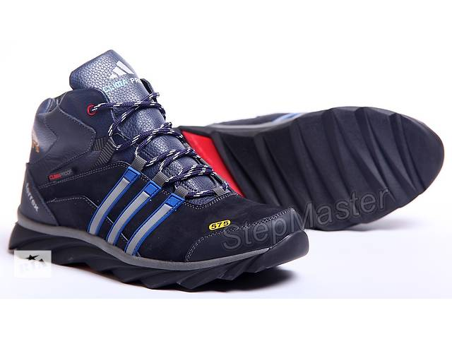 бу Кроссовки кожаные зимние Adidas Terrex ClimaProof в Вознесенске