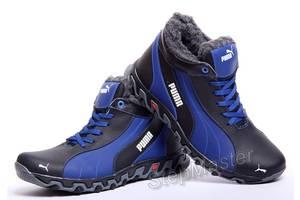 Нові чоловічі черевики і напівчеревики Puma