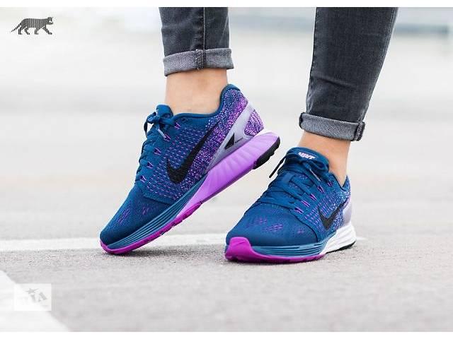 Кроссовки мужские Nike Lunarglide 7 violet- объявление о продаже  в Киеве