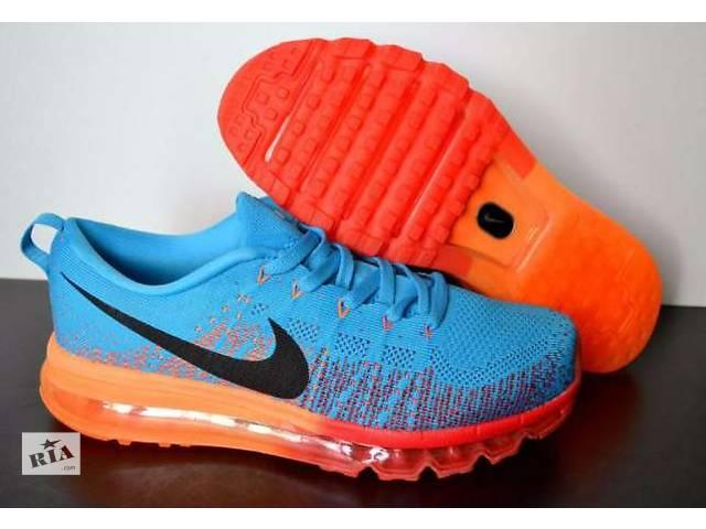 купить бу Кроссовки мужские Nike Max Flyknit в Харькове
