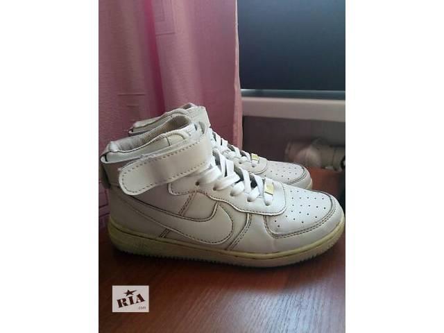 купить бу Кроссовки Nike Air Force 1 в Ирпене