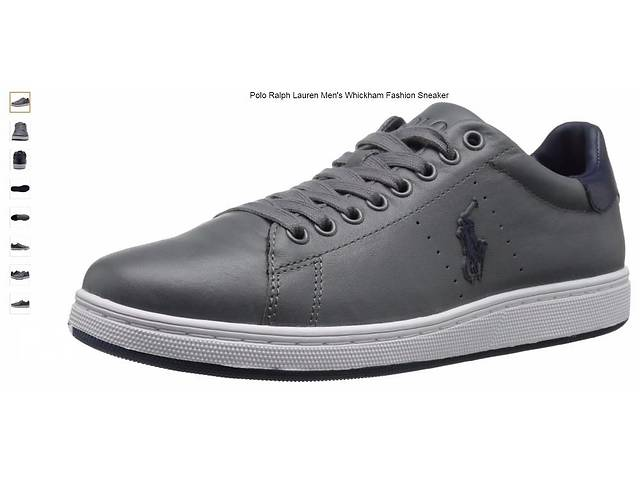 купить бу Кроссовки Polo Ralph Lauren Men´s Whickham Fashion Sneaker в Днепре (Днепропетровске)