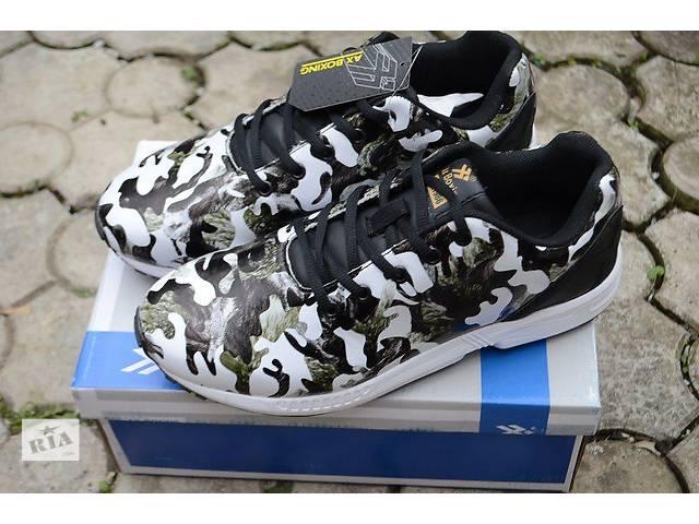 Кроссовки стиль Adidas ZX Flux 41-46р.- объявление о продаже  в Ровно