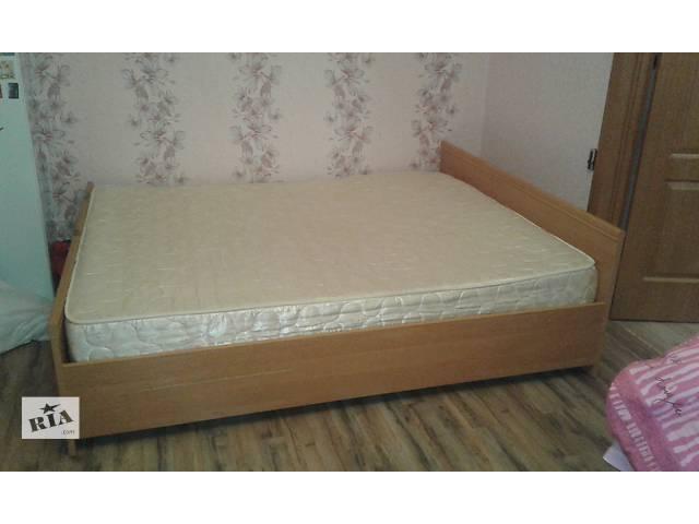 купить бу Кровать 2-х спальная в Сумах