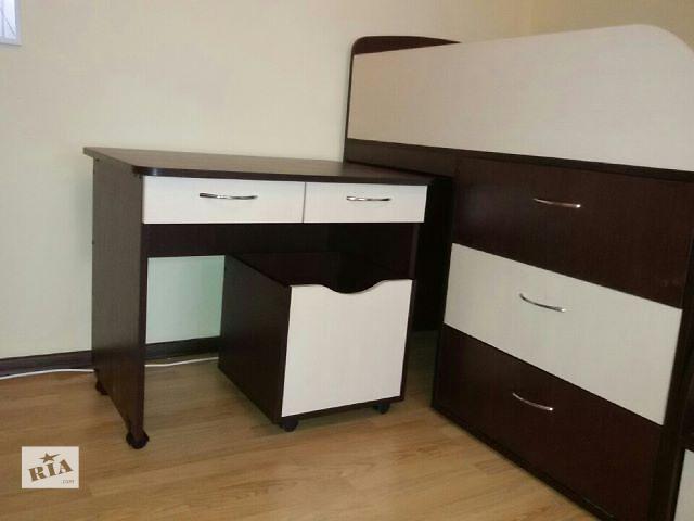 продам Кровать чердак  Малыш бу в Киеве