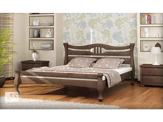 Доплата +470грн. за белый цвет Кровать изготовлена из натуральной древесины ― массива сосны и покрыта высококачественным лаком. Возможно изготовление кровати из массива ясеня. Основание: ламели   Спальное место: 2000ммх1600мм Длина: 2170 мм Ширина: 1750 мм Высота изголовья: 920 мм Высота изножья: 450 мм  Цена указана без учета стоимости матраса Широкая цветовая гамма При отправке товара компанией ДеЛивери скидка 3% от стоимости доставки.- объявление о продаже  в Хмельницком