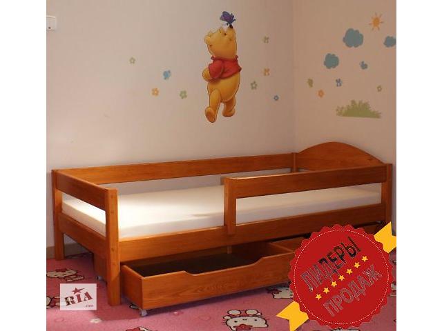 продам Кровать детская. Деревянная бу в Киеве