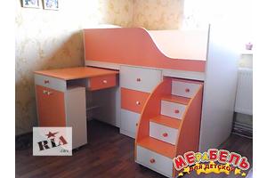 Новые Детские кроватки Merabel