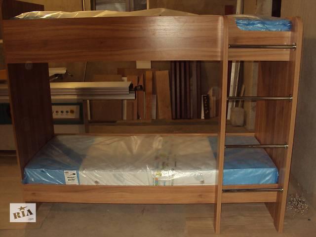 Кровать двух ярусная - объявление о продаже  в Никополе