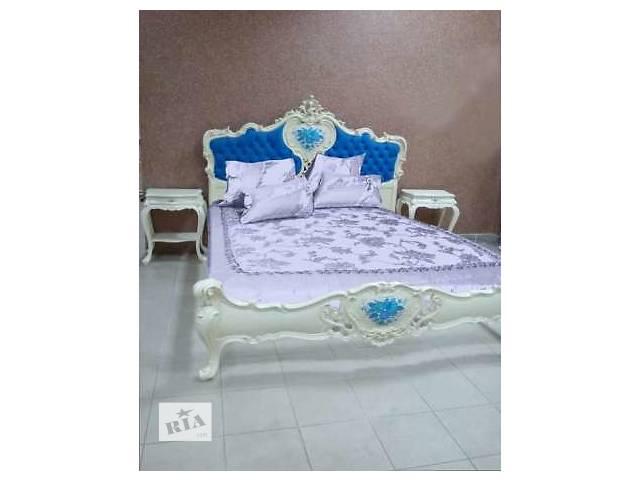 бу кровать двухместная для спальни в стиле барокко в Ужгороде