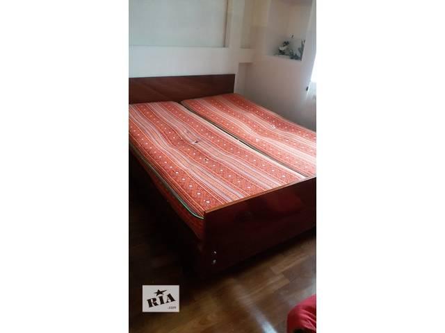 купить бу Кровать двухспальная в Киеве