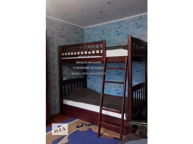 Кровать двухъярусная Эдельвика- объявление о продаже  в Киеве