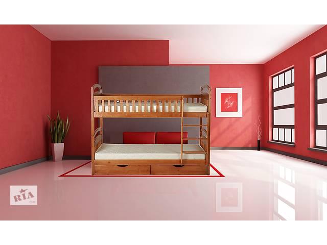 продам кровать двухъярусная деревянная Карина ,Карина Люкс для детей и взрослых бу в Одессе