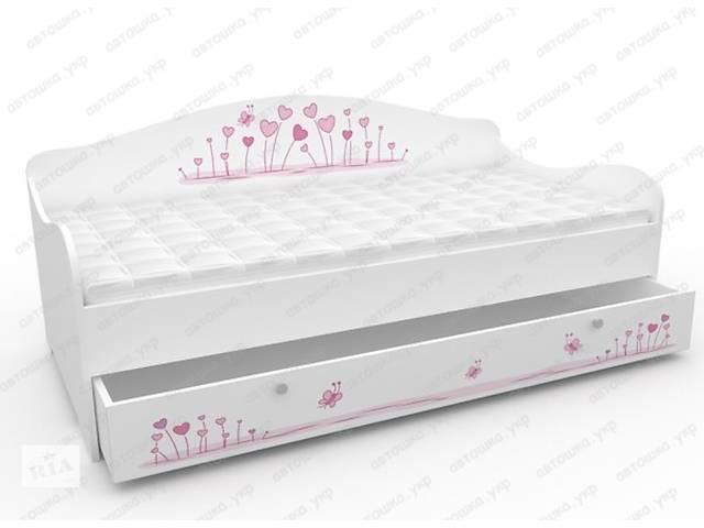 бу Кровать диван с индивидуальным дизайном для девочки или мальчика с выдвижным ящиком в Львове