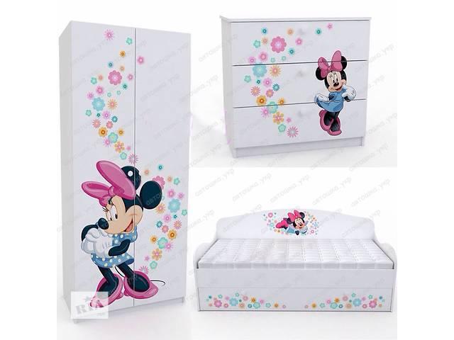 Кровать диван с индивидуальным дизайном для девочки или мальчика с выдвижным ящиком- объявление о продаже  в Львове
