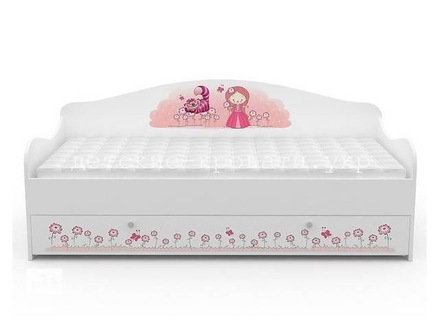 продам Кровать-диванчик с героями Дисней и ящиком. бу в Львове