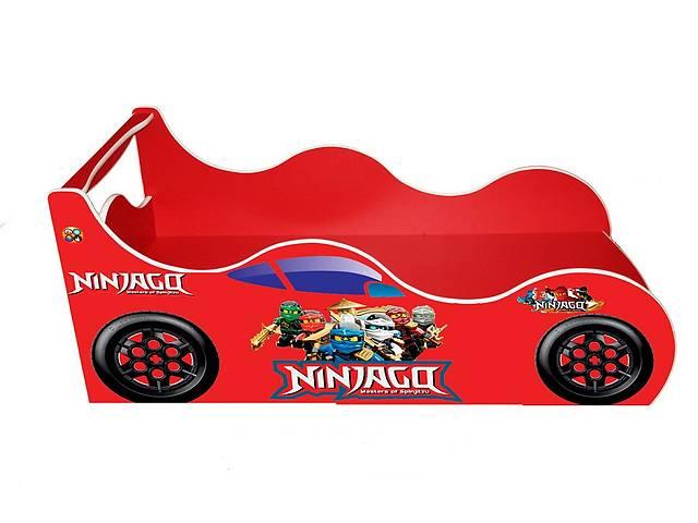 купить бу Кровать машина с индивидуальным дизайном бесплатной доставкой! в Львове