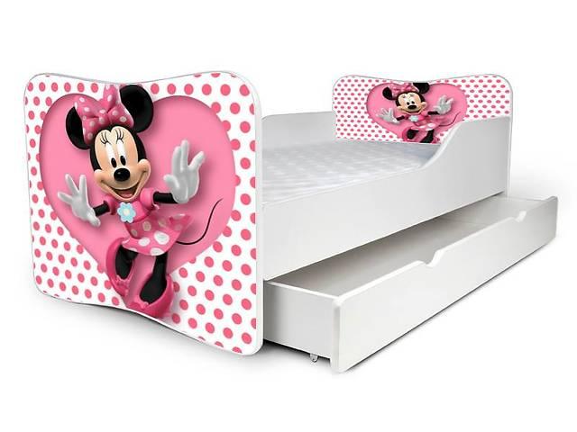 купить бу Кровать детская с выдвижным ящиком в Львове