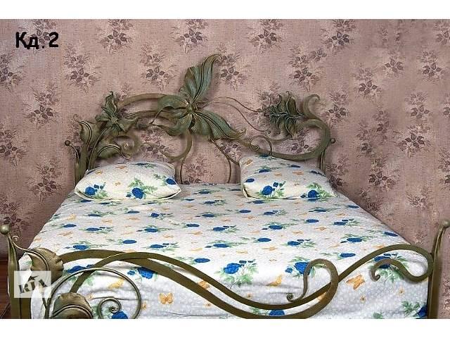 продам Кровать кованная бу в Харькове