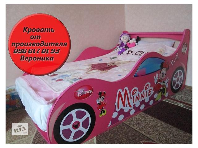 купить бу Кровать машина в Киеве