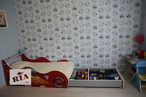 Новые Детские кровати машины