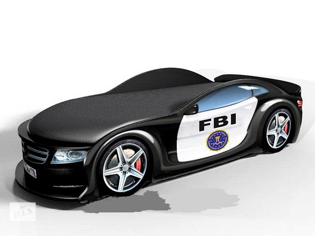бу Кровать машина в полной комплектации FBI +подарок! в Львове