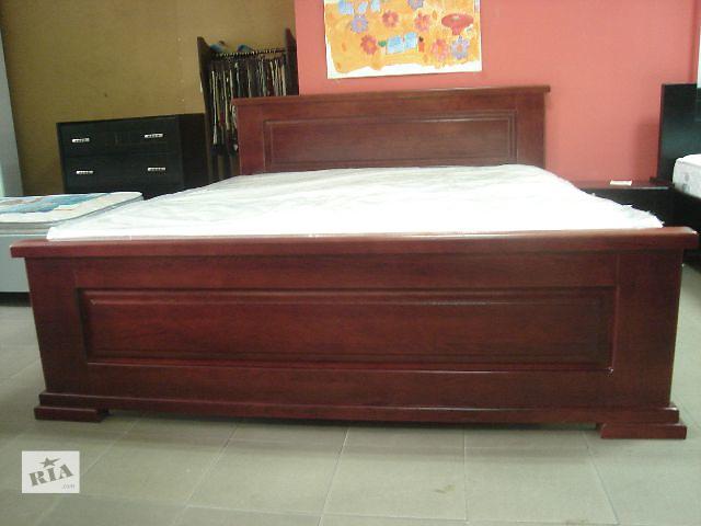 продам Кровать массив дерево Классика бу в Ивано-Франковске