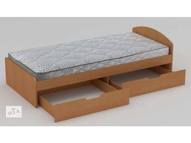 Кровать односпальная 90+2 ящика - объявление о продаже  в Киеве
