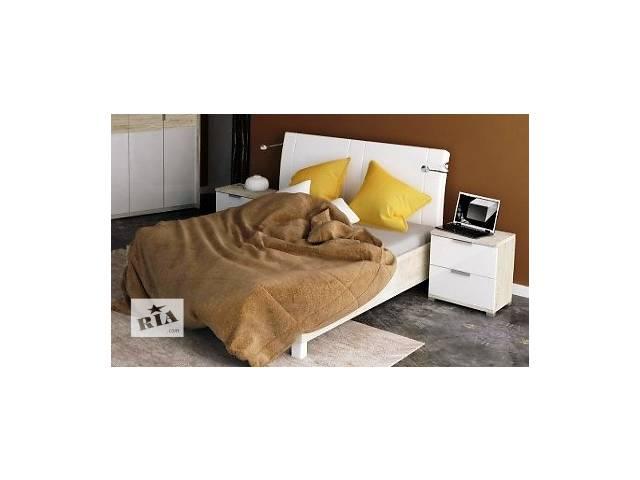 """Кровать с подъемным механизмом и мягким изголовьем """"Верона"""" 160x200 MiroMark"""