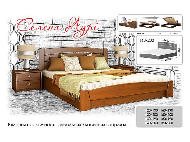 купить бу Кровать Селена Аури 160х200 с подъемником в Львове