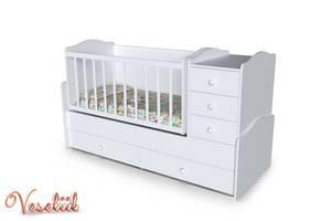Новые Детские кроватки для новорожденных
