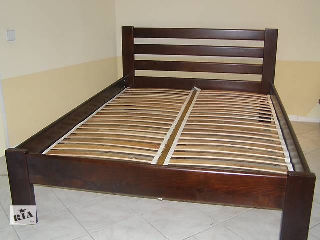 продам Кровать деревянная Рената бу в Черкассах