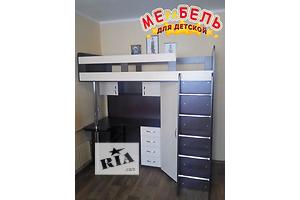 Нові Дитячі ліжка горища Merabel