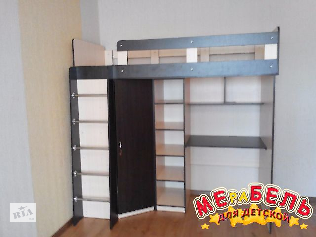 Кровать-чердак (к7) Merabel   супер цена! Рассрочка- объявление о продаже  в Харькове