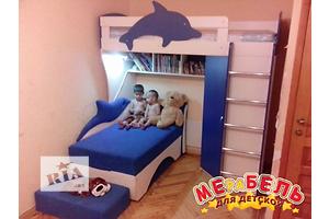Новые Детские кровати чердаки Merabel