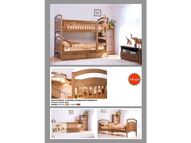 Кровать двухъярусная- объявление о продаже  в Владимир-Волынском