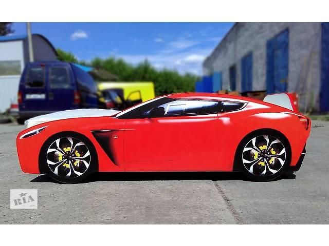 Кровать-машина Aston Martin- объявление о продаже  в Киеве