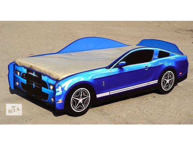 Кровать-машина Ford Mustang Shelby- объявление о продаже  в Киеве