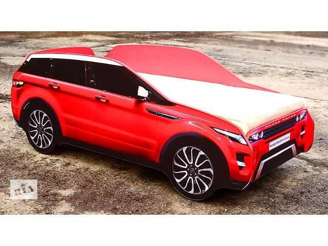 продам Кровать машина Range Rover Evoque бу в Киеве