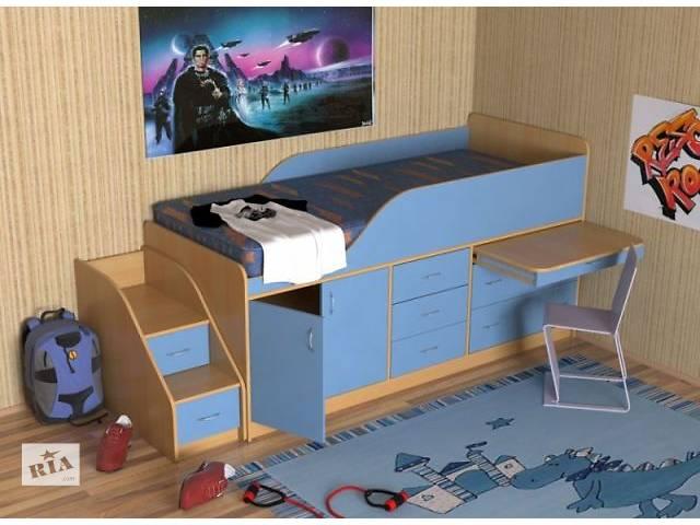 бу Кровать детская (дл2) Merabel в Харькове