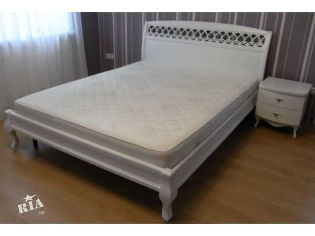 продам Белая кровать в спальню бу в Одессе