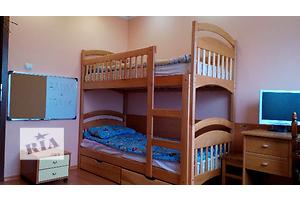 Двухъярусная кровать с матрасами и ящиками 4100грн.Акция !