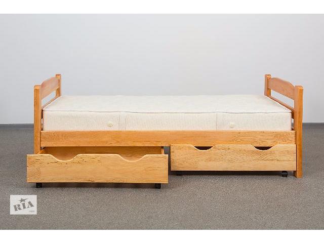 Одноместная кровать своими руками из дерева