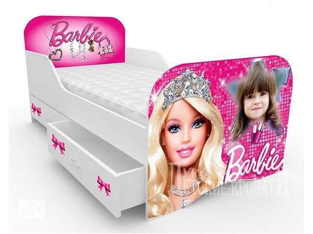 Кроватка Барби с индивидуальным дизайном - портретом ребенка- объявление о продаже  в Львове