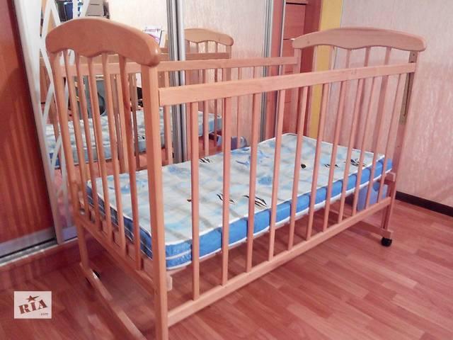 купить бу кроватка детская в Орехове
