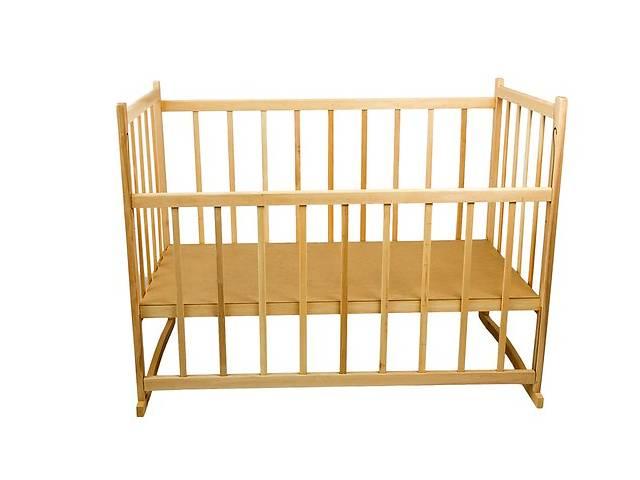 Кроватка-качалка деревянная (новые) - объявление о продаже  в Ровно