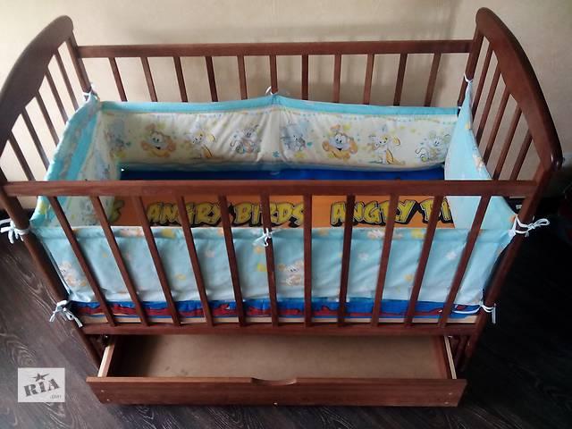 продам  Кроватка -колыбелька детская для новорожденных. бу в Житомире