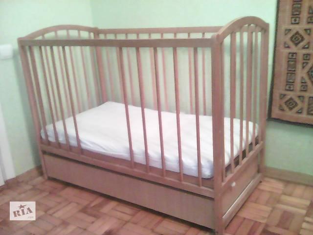 купить бу кроватка в Запорожье