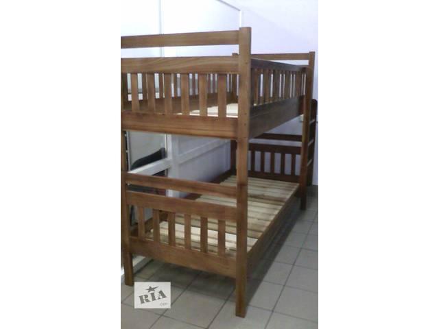 продам Кровати для спален двухярусная трансформер дуб новая бу в Киеве